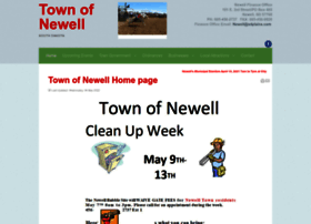 Townofnewell.org thumbnail