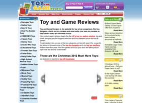 Toyandgamereviews.co.uk thumbnail