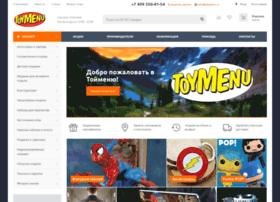 Toymenu.ru thumbnail
