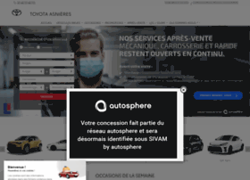 Toyota-asnieres.fr thumbnail