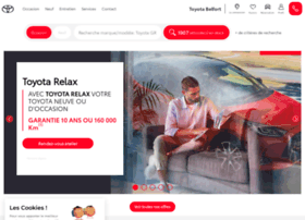 Toyota-belfort.fr thumbnail