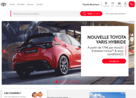Toyota-besancon.fr thumbnail