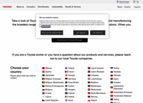Toyota-europe.com thumbnail