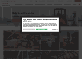 Toyota-forklifts.be thumbnail