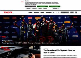 Toyota-global.com thumbnail