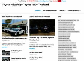 Toyota-hilux-vigo.com thumbnail
