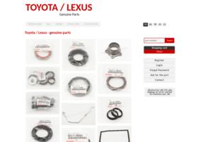 Toyota-part.eu thumbnail