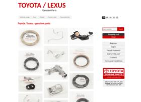 Toyota-parts.eu thumbnail