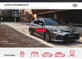 Toyota-ringkobing.dk thumbnail