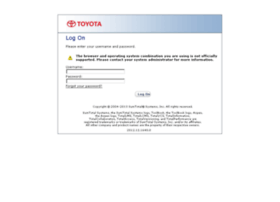 Toyota-service.sumtotalsystems.com thumbnail