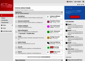 Toyota-verso-forum.de thumbnail