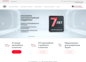 Toyota-vnukovo.ru thumbnail