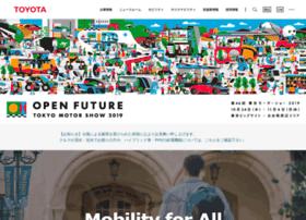 Toyota.co.jp thumbnail