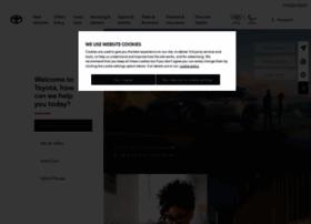 Toyota.co.uk thumbnail