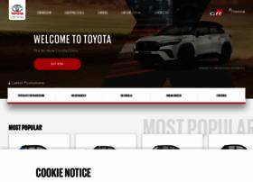 Toyota.co.za thumbnail