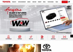 Toyotabharat.com thumbnail