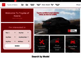 Toyotakeene.com thumbnail