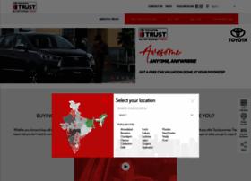 Toyotautrust.in thumbnail