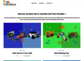 Toysparadise.com.au thumbnail