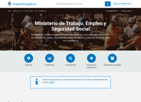 Trabajo.gov.ar thumbnail
