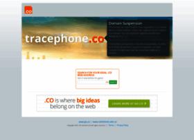 Tracephone.co thumbnail