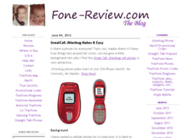 Tracfone-blog.fone-review.com thumbnail