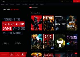 Tracker.gg thumbnail