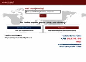 Tracking.phlpost.gov.ph thumbnail