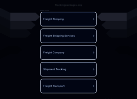Trackingpackages.org thumbnail
