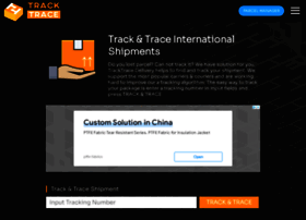 Tracktrace.delivery thumbnail