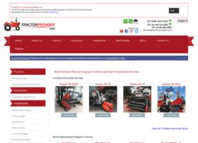 Tractorprovider.com thumbnail