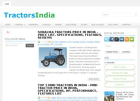 Tractorsindia.in thumbnail