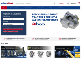 Tractorsparesdirect.co.uk thumbnail