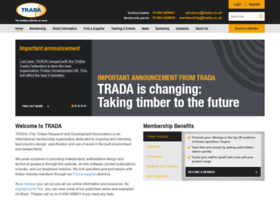 Trada.co.uk thumbnail