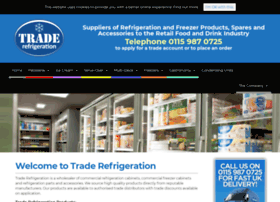 Trade-refrigeration.co.uk thumbnail