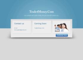 Trade4money.com thumbnail