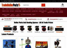 Tradeboilerparts.co.uk thumbnail
