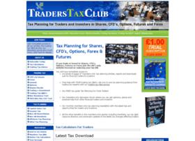 Traderstaxclub.co.uk thumbnail