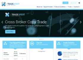 TradeExpert: New User Registration