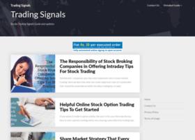 Tradingsignal.co.in thumbnail