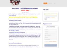 Trafficwarp.net thumbnail