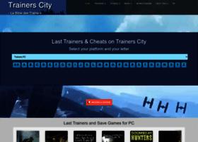 Trainerscity.com thumbnail