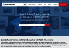 Trainingbangalore.in thumbnail