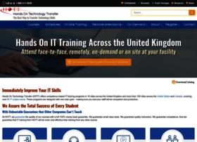 Traininghott.co.uk thumbnail
