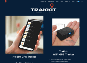 Trakkitgps.com thumbnail