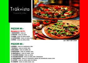 Trakvistapizzeria.se thumbnail