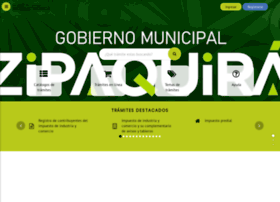 Tramitesenlineazipaquira.gov.co thumbnail