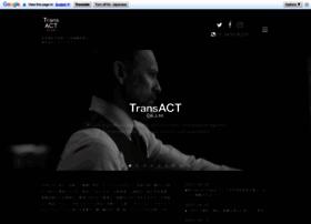 Transact.co.jp thumbnail
