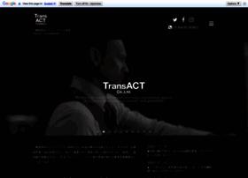 Transact.or.jp thumbnail