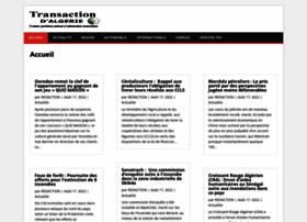 Transactiondalgerie.com thumbnail